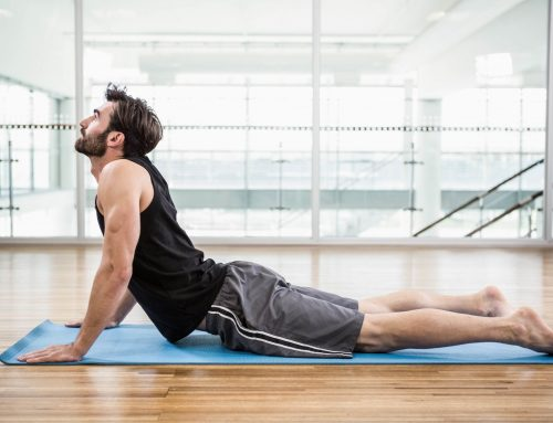 Yoga and Testosterone Health In Men.