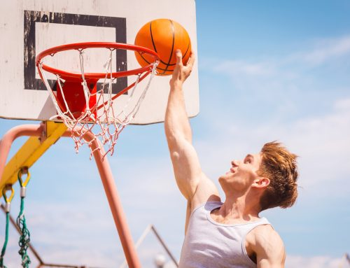 Platelet Rich Plasma Gets You Back In The Game!